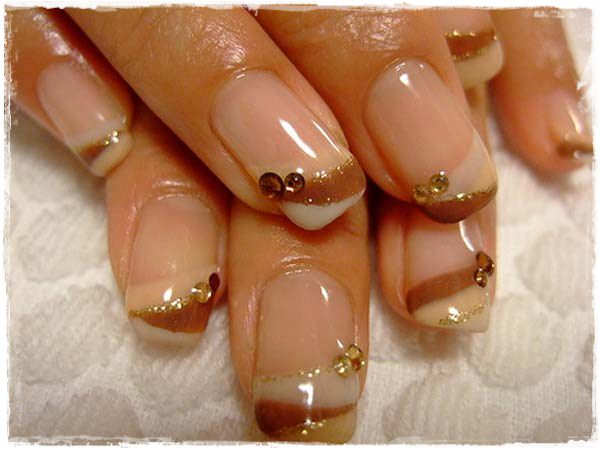 Acrylic Nail Art Designs 10