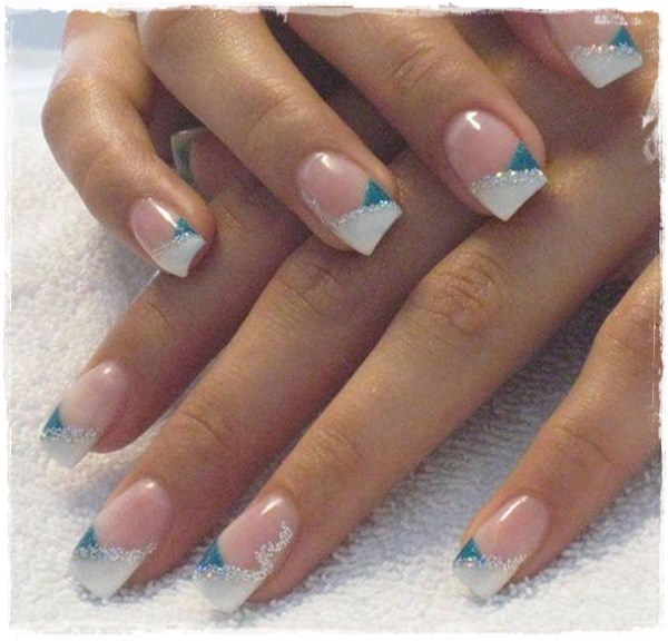 Acrylic Nail Art Designs 28