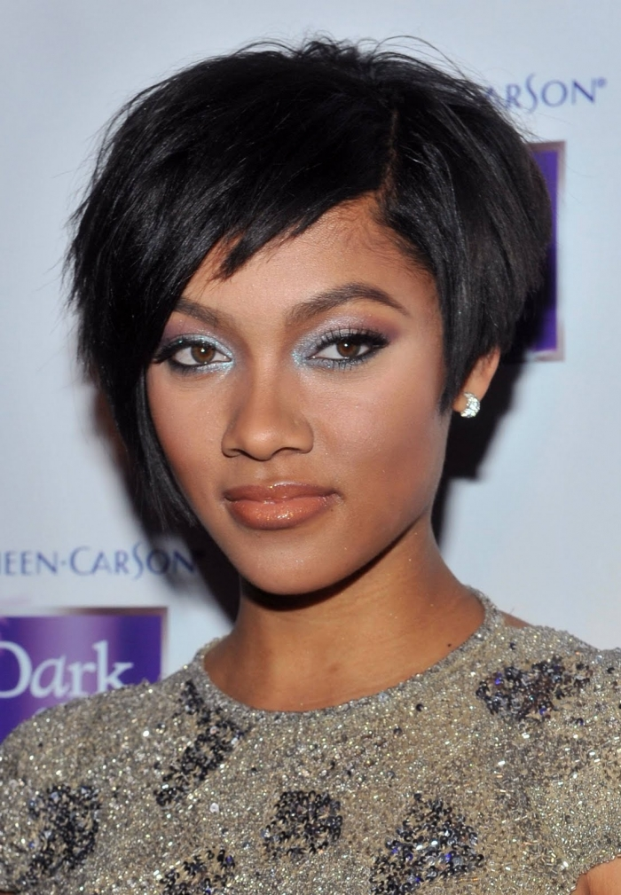 Groovy 55 Winning Short Hairstyles For Black Women Short Hairstyles For Black Women Fulllsitofus