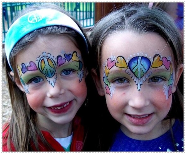 Face Painting Ideas 10