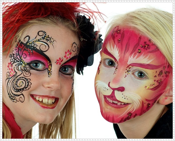 Face Painting Ideas 11