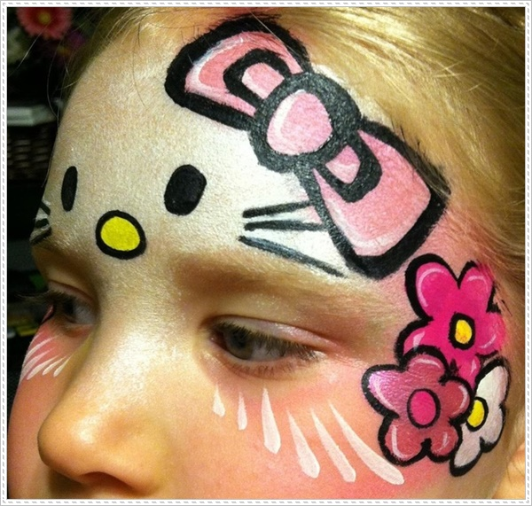51 Easy Face Painting Ideas To Light Up Your Life