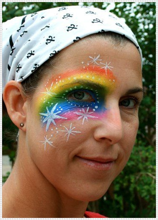 Face Painting Ideas 15