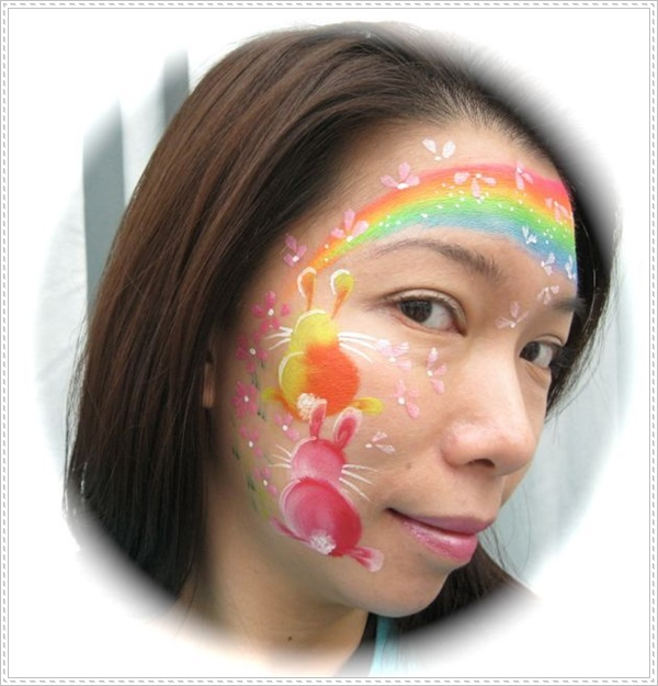 Face Painting Ideas 19