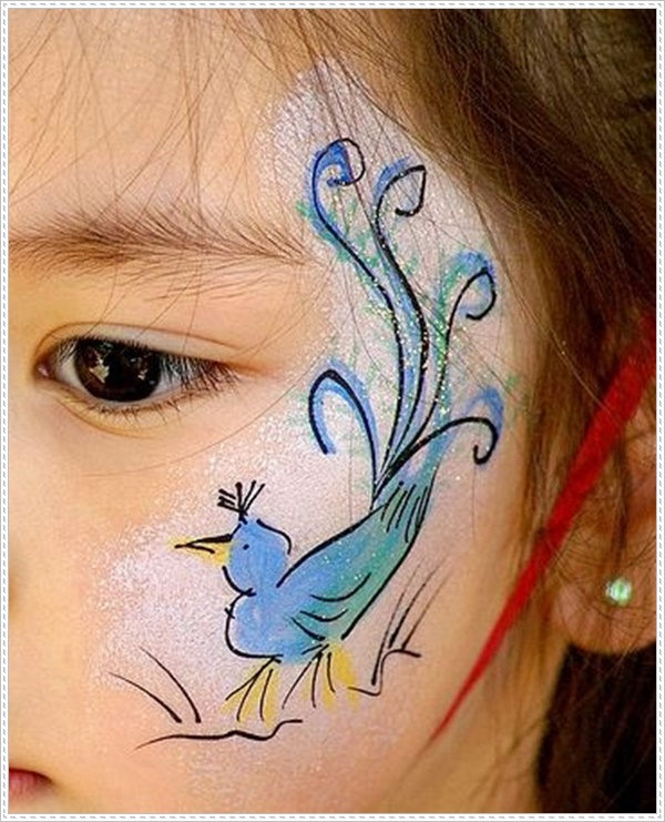 Face Painting Ideas 21