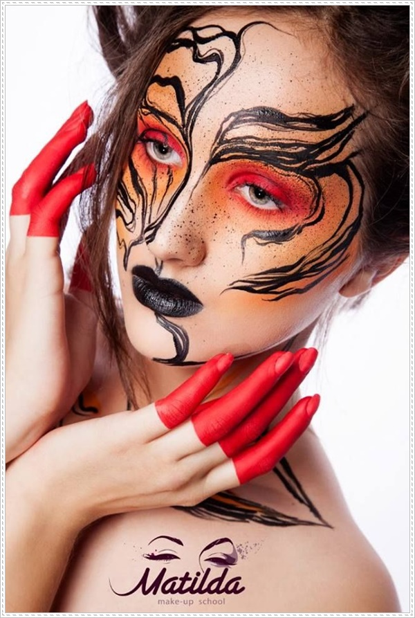 Face Painting Ideas 5