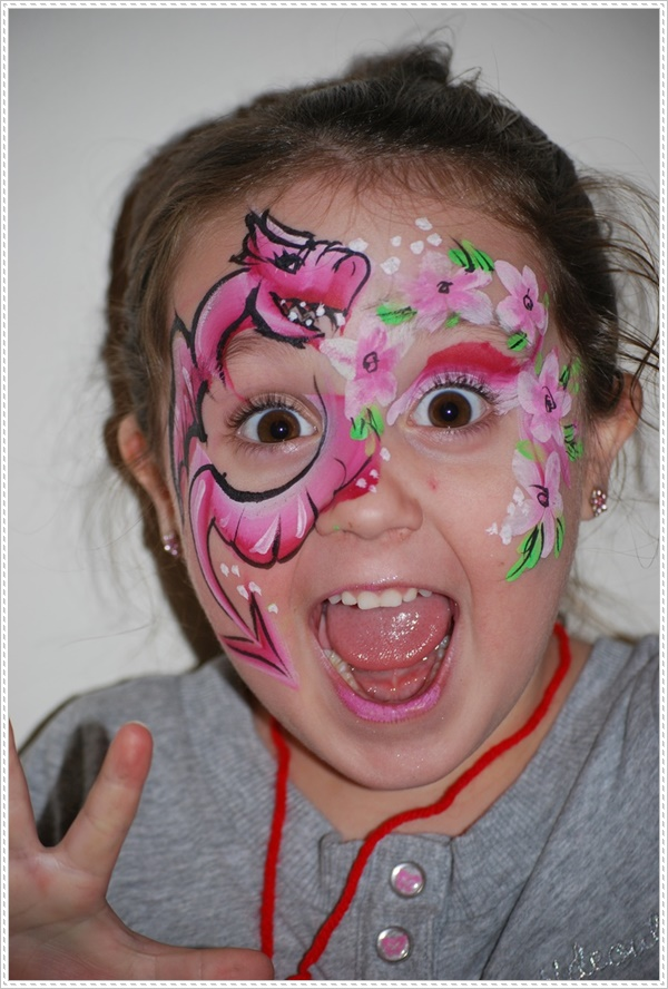 Face Painting Ideas 9