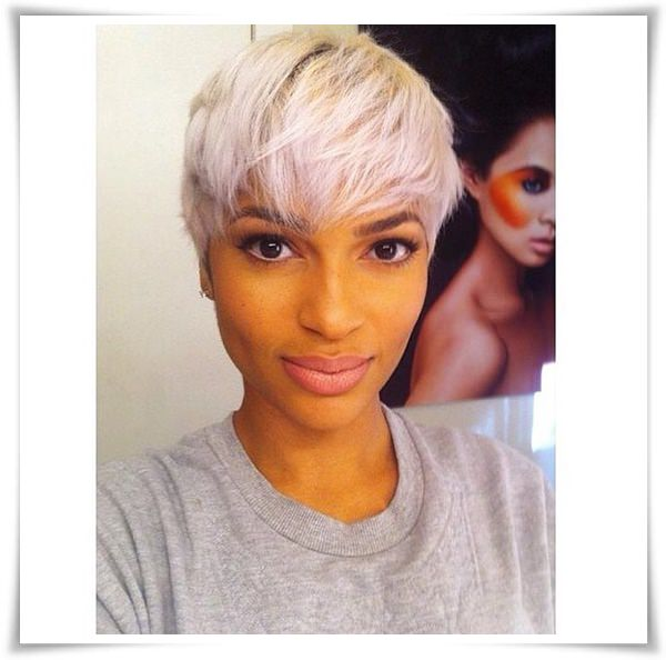 Short Hairstyles for Black Women 10