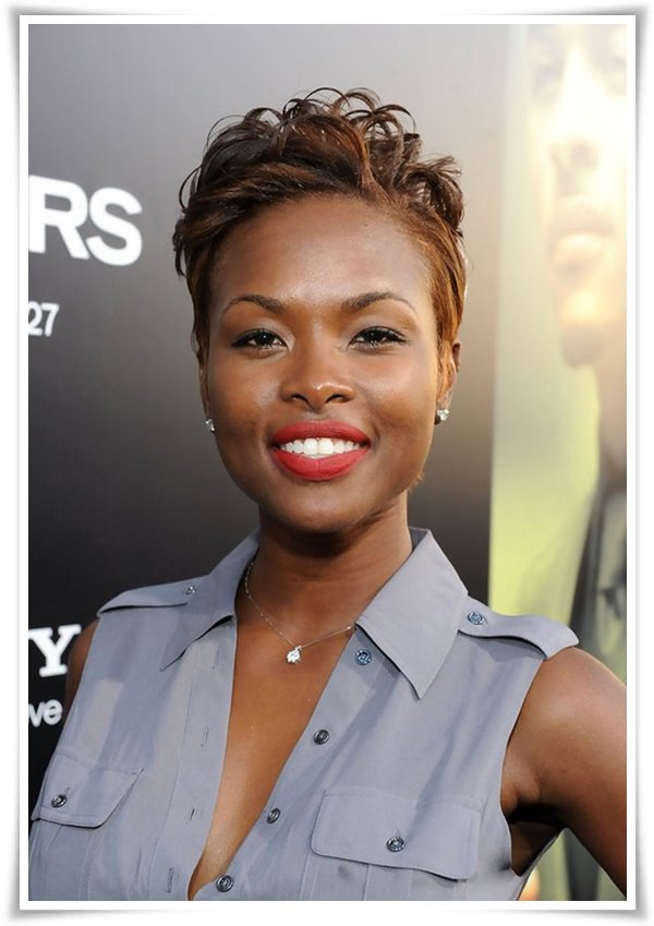Short Hairstyles for Black Women 155