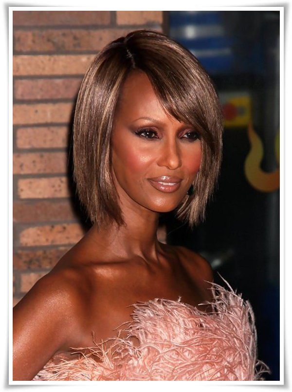 Short Hairstyles for Black Women 16