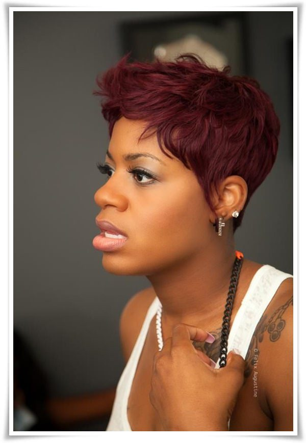 Black american short hairstyles