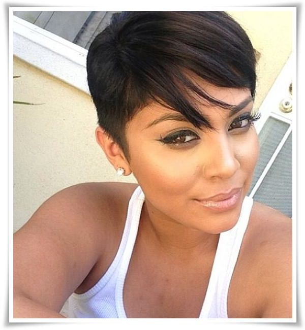 Fantastic 55 Winning Short Hairstyles For Black Women Short Hairstyles For Black Women Fulllsitofus
