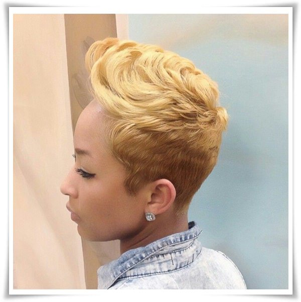 Astounding 55 Winning Short Hairstyles For Black Women Hairstyles For Men Maxibearus