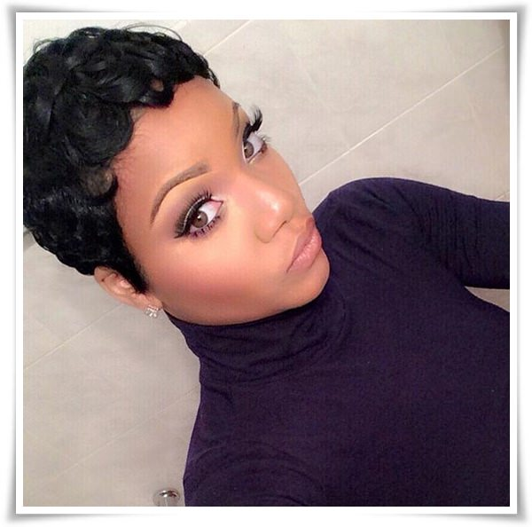 Short Hairstyles for Black Women 8