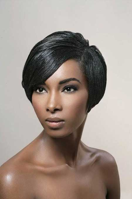 Magnificent 55 Winning Short Hairstyles For Black Women Hairstyles For Women Draintrainus