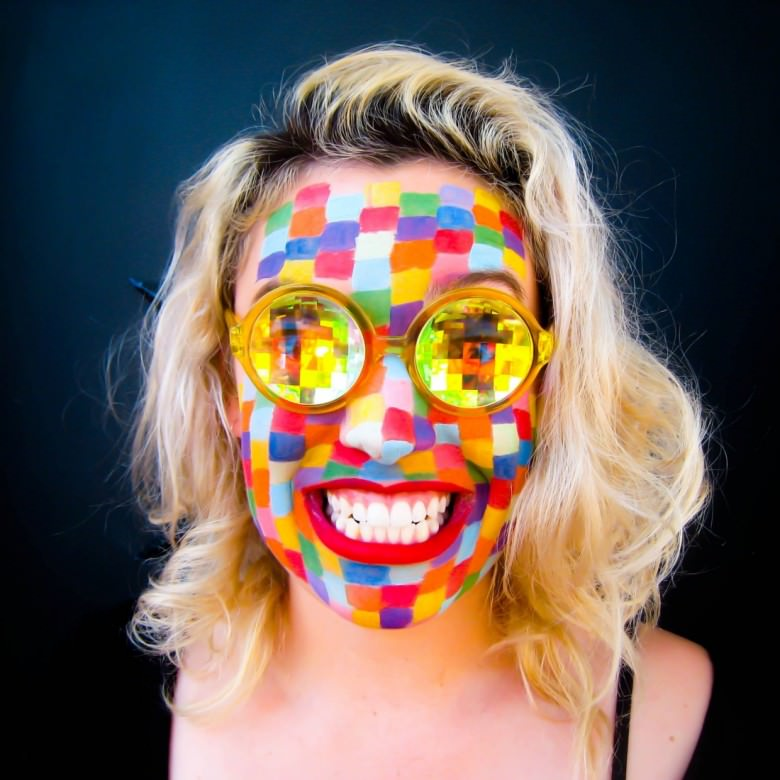 face painting design 2
