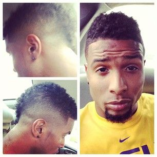 football player hairstyle 9