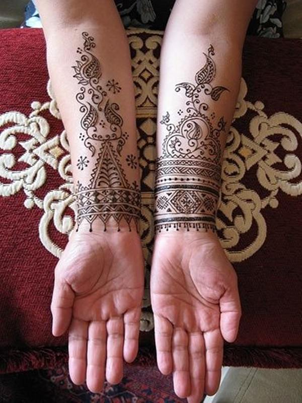 Pinterest Catita Henna Tattoo: 44 Henna Body Tattoos To Transform Your Figure Into Art