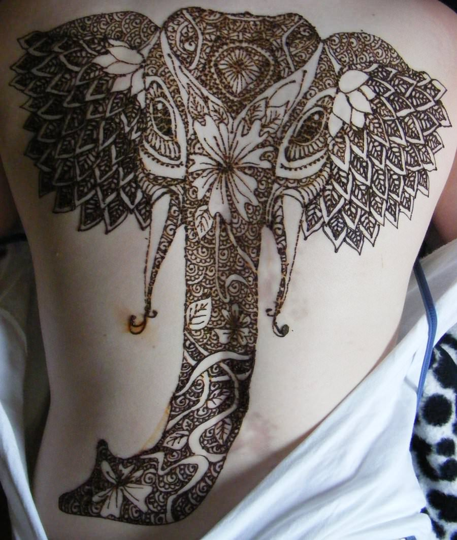 Henna Mehndi Tattoo Designs Idea For Wrist: 44 Henna Body Tattoos To Transform Your Figure Into Art