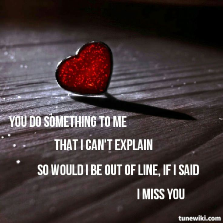 Missing You Quotes 6