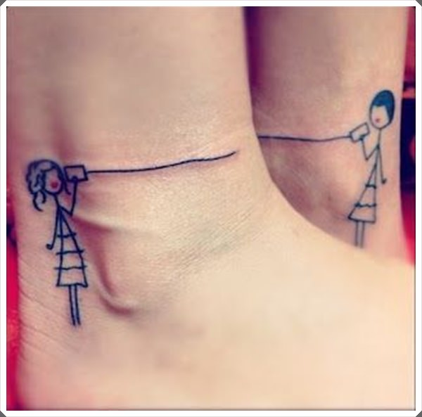 mother daughter tattoos 13