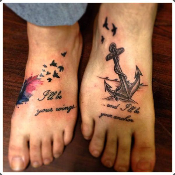 mother daughter tattoos 2