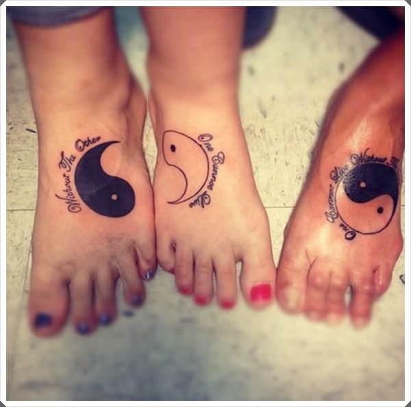 mother daughter tattoos 8