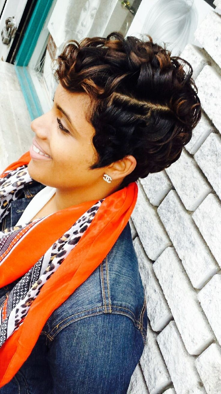 Groovy 55 Winning Short Hairstyles For Black Women Hairstyle Inspiration Daily Dogsangcom