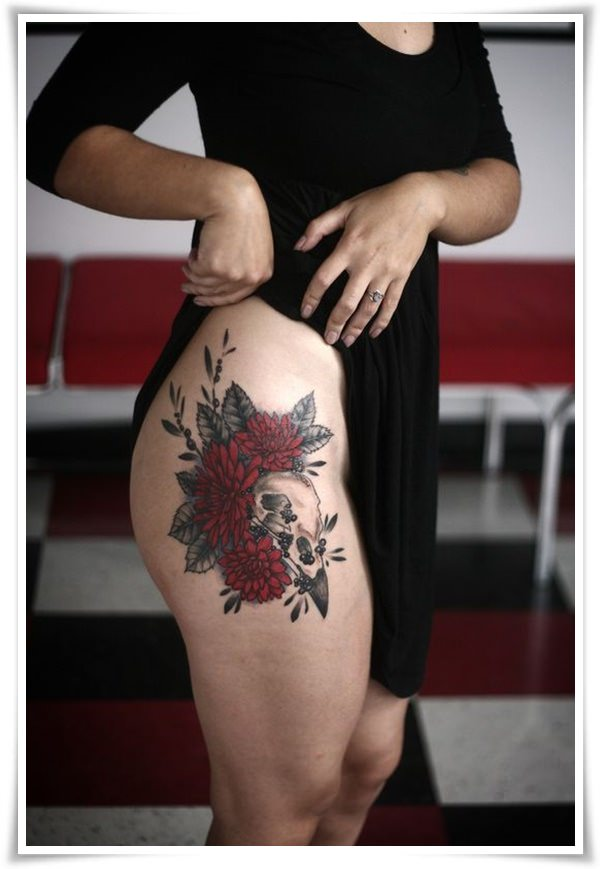 tattoo designs for girls 17