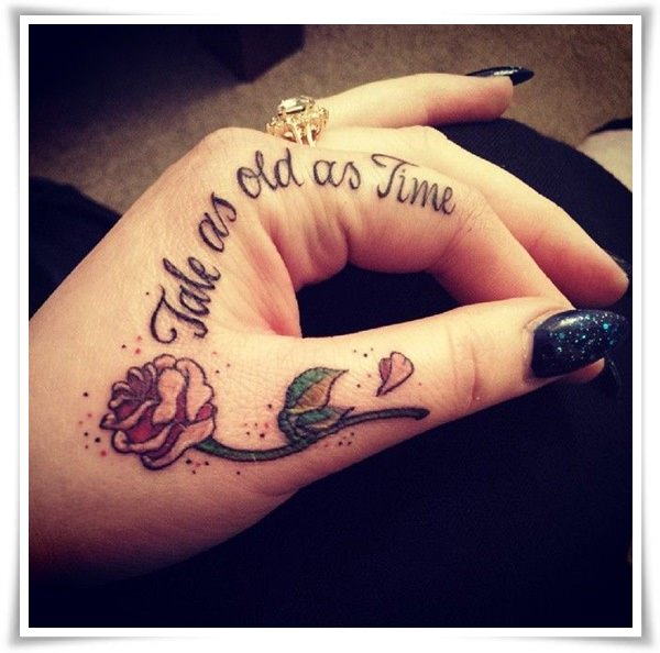 75 Cute And Fascinating Tattoos For Girls