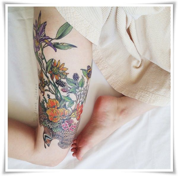 tattoos for girls 6