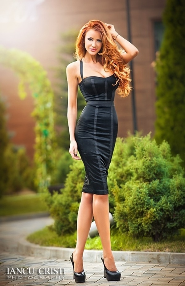 Sexy Tight Short Dresses for Girls57-Tight fitting corset dress