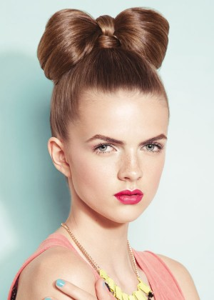 25 Cute Diy Bun Hairstyles