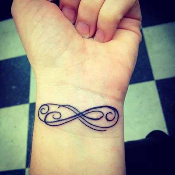 Design Your Own Tattoo: 61 Infinity Tattoos For The Eternal Visionaries & Artists