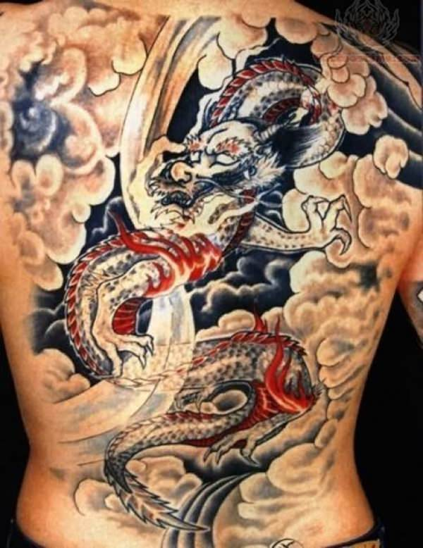 Nine Chinese Dragons