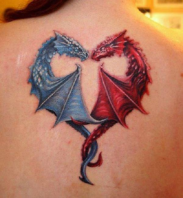 Colors of the Dragons