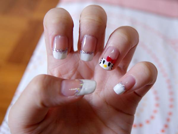 33 - 55 Gorgeous French Tip Nail Designs For A Classy Manicure