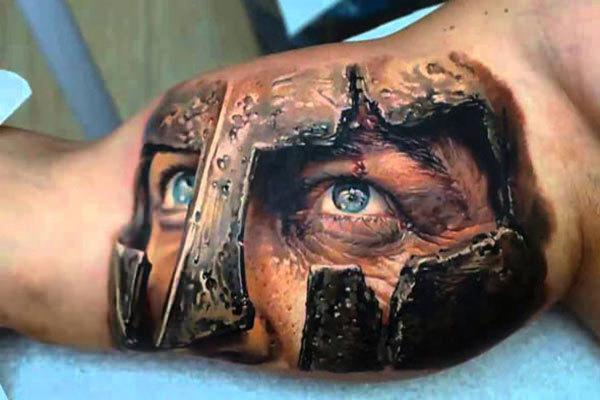 47 Amazing 3d Tattoos 10 Signs You Are Ready To Get Inked