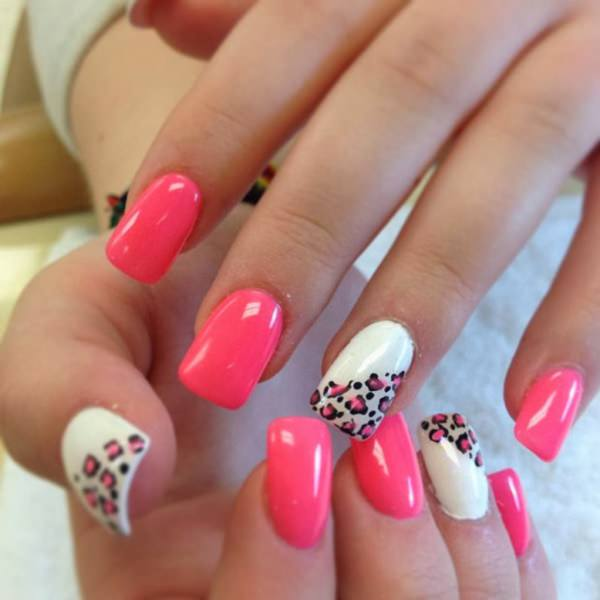 55 gorgeous french tip nail designs for a classy manicure prinsesfo Gallery