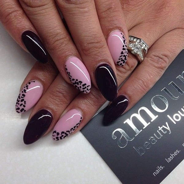 45 Glamorous Stiletto Nail Designs To Obsess Over