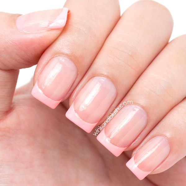 You Can Keep Things Simple And Still Have Amazing Results This Manicure Looks Polished Cly