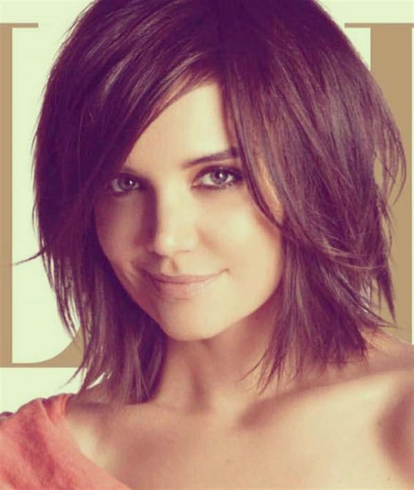 Fabulous Hairstyles For Women With Round Face Shape - Bob hairstyle define