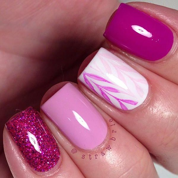 83 inventive themes for cute nails short designs cute nails zarias 36 prinsesfo Images