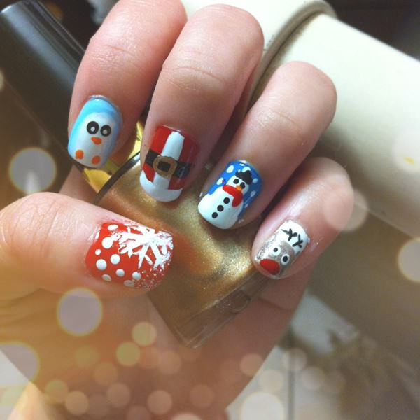 CUTE NAILS ZARIAS (45)