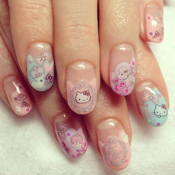 CUTE NAILS ZARIAS (57)
