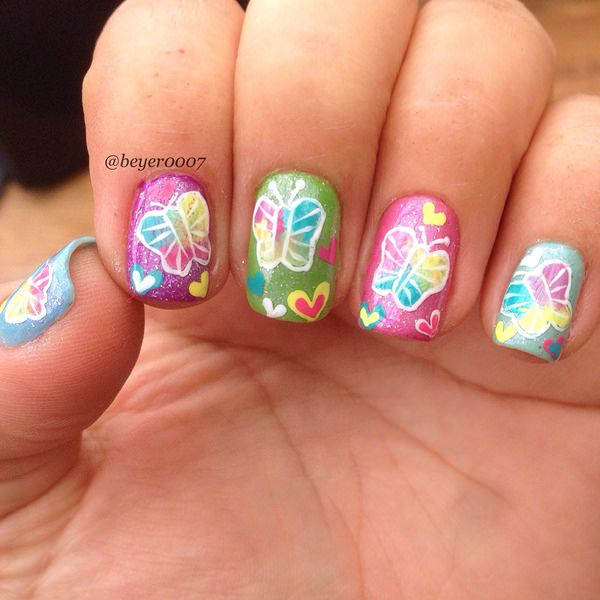 CUTE NAILS ZARIAS (62)