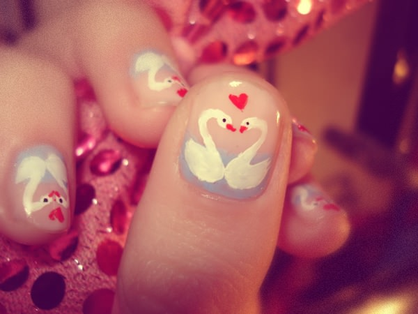 83 inventive themes for cute nails short designs cute nails zarias 72 prinsesfo Images