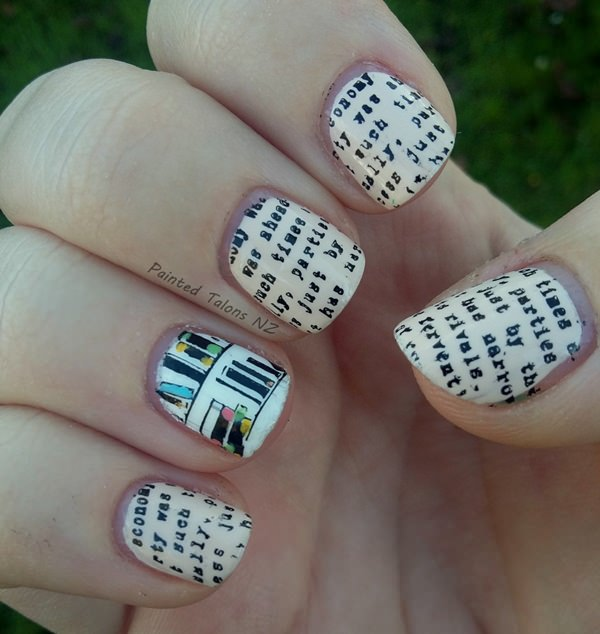 83 Inventive Themes for Cute Nails (Short Designs!)
