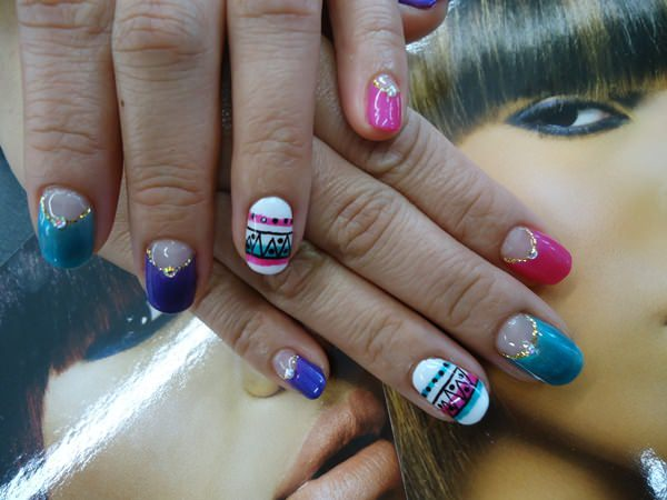 CUTE NAILS ZARIAS (79)