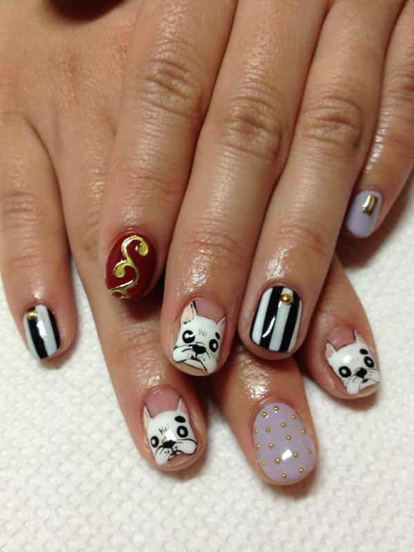 CUTE NAILS ZARIAS (81)